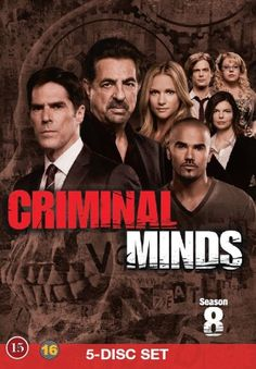 Criminal Minds - Season 8 (5 disc) (DVD)