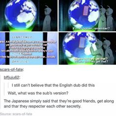 THIS IS WHY I LOVE ENGLISH DUB ITS ACTUALLY BETTER THAN SUB AT MOST TIMES
