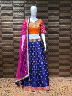 Celebrate every Festival with our Big FESTIVAL SALE ♦️Shop at FESTIVAL LALGATE SURAT ♦️ Upto 20% to 50% OFF on New arrivals ♦️Lehanga choli , Gowns , Sarees ♦️Dm us for product inquiry or to shop on video calling ♦️Follow us @festival.india . . . . . #Festival #Festivalindia #indianclothing #handwork #bollywoodstyle #occasionwear #indiantradition #tradionalwear #bridalcouture #indianbride #threadwork #silk #indowestern #festive #festiveseason #plazosuits #ethnic ##festivalcollec Three Color Combinations, Silk Material, Thread Work, Occasion Wear, Bollywood Fashion, Indian Outfits, Sari, Gowns, Celebrities