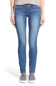 KUT from the Kloth 'Diana' Stretch Skinny Jeans (Regular & Petite) available…