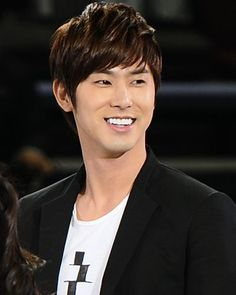 Yunho, from TVXQ