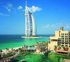 Dubai Beach Hotel
