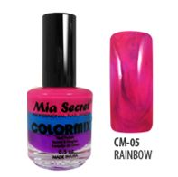 Colormix Nagellak (Rainbow) Mia Secret Nail Polish