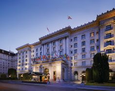 The Fairmont, San Francisco (California, USA)