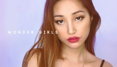 WONDER GIRLS WHY SO LONELY MAKEUP | dahyeshka