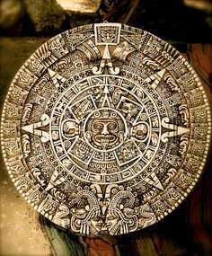 The Mayan calendar that ends Dec. 21, 2012.