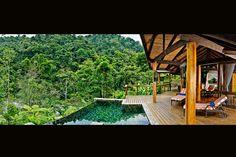 Costa Rica, del Caribe al Pacífico