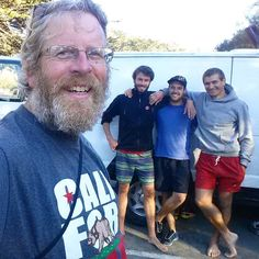 """New Road Warriors! Three guys from Blackforest Germany. They bought this van in Calgary Canada and traveled the states. They had four guys sleeping in there like sardines. Next two of them are going to Cuba. Tap 'like' to welcome them and to say """"hello."""" JR  #Blackforest #Germany #Calgary #Canada #van #vanlife #vandwellers #vandwelling #caravan #campervan #rv #motorhome #adventure #roadtrip #travel #traveling #traveler #nomad #roadie #wanderlust #journey #youtuber #vlogger #digitalnomad…"""
