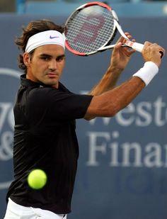 The best. Roger Federer.