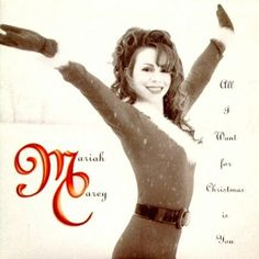 Mariah #Carey - All I want for #Christmas is You -