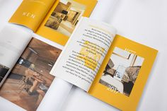 Tischlerei Lanser Magazine #2 on Behance