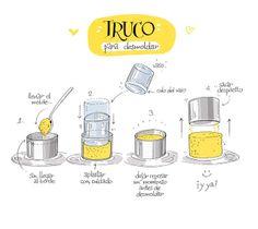 Cartoon Cooking: Ensalada de arroz salvaje..groOAAaarrRR... TRUCO