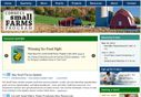 Great one-stop resources for researching and realizing the dream of growing a business (farm).