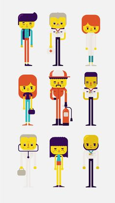 Плоские персонажи