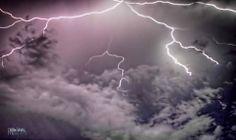 Lightning 6/18/2014 over Parkersburg, WV  - By Bill Sargent