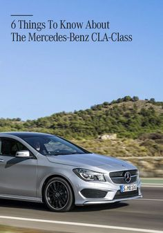 Driving pleasure and efficiency need not be mutually exclusive. The same is equally true of breathtaking design, with the new Mercedes-Benz CLA-Class. Click to discover the 6 things you didn't know about this impressive luxury vehicle.