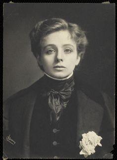 Maude Adams (Maude Ewing Kiskadden), american actress. November 11, 1872 – July 17, 1953