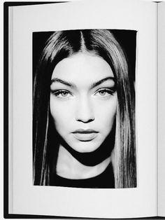 Gigi Hadid photographed by Rahi Rezvani