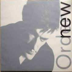 "New Order ""Low-life"" 1985"