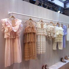 #tsum, #chloe, #fashion, #dress