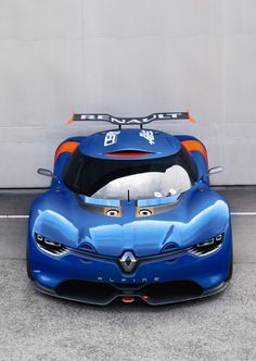 Renault Alpine A110-50 if I was only rich this would be mine