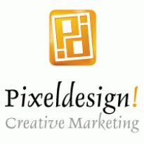 Pixeldesign Creative Marketing Logo. Get this logo in Vector format from http://logovectors.net/pixeldesign-creative-marketing/