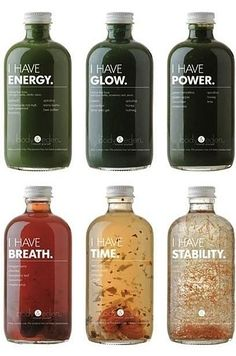 This is a great set of empowering messages on bottles. This a good example of a possible deliverable.  It's what's on the outside that counts.                                                                                                                                                                                 More