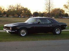 1967 camero. Most favorite car, ever