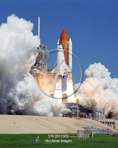 View Stock Photo of Space Shuttle Atlantis lifts off from Kennedy Space Center. Space Shuttle Missions, Kennedy Space Center, International Space Station, Space Program, Our Solar System, Space Exploration, Spacecraft, Atlantis, Product Launch