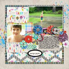 Get Under My Umbrella by Jenn Barrette and Brook Magee http://sweetshoppedesigns.com/sweets...t=0&page=1 Font is Legacy of Virtue