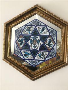 Selcuklu #sanat#çini#huzur#handmade