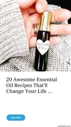 Essential Oil Perfume, Essential Oil Diffuser Blends, Doterra Oils, Doterra Essential Oils, Natural Essential Oils, Young Living Essential Oils, Essential Oil Recipies, Elixir Floral, Coconut Oil Uses