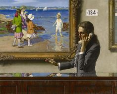 Can Only Rich Kids Afford to Work in the Art World? ARTSY EDITORIAL BY ANNA LOUIE SUSSMAN
