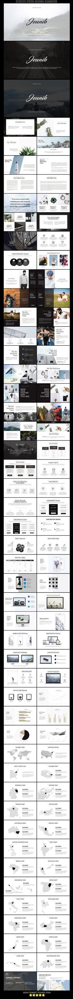 Verzus Minimal Keynote Template  Keynote Minimal And Template