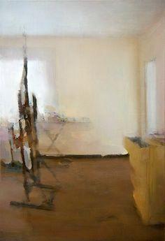 Estudio de C. Oil on board, 32 x 21 cm. Carlos San Millán