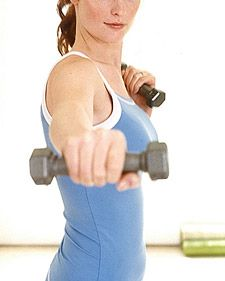 Get your arms into top shape and ready yourself for short-sleeve weather with these exercises.
