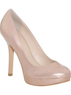 who needs nude pumps when you've got pink ones like these? ;)