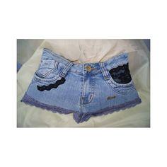coussin en jean avec pochette de rangement pour preservatif, coussin sexy décor dentelle