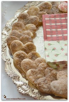 Sweetheart Pie Crust Cookies