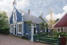 Broek in Waterland, Holland, my Grandpa Jungkees' home town.