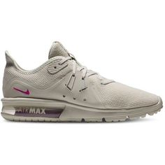 newest 55c48 f2f34 Nike Women s Air Max Sequent 3 Le Running Sneakers from Finish Line ( 100) ❤
