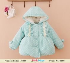 a9029f6c478b Baby Girls Winter Jackets