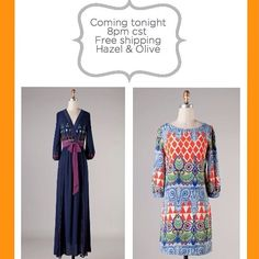 Loving these Moroccan inspired dresses!!  #moroccan #womensapparel #fabprints #newdesigns #dresses #newarrivalsdaily #fashionista #onlineboutique #freeshipping