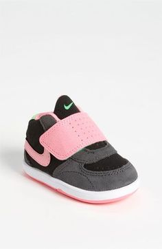 Nike 'Mavrk Mid' Athletic Shoe (Baby, Walker & Toddler) #shoes #girl shoes #fashion shoes #my shoes #girl fashion shoes| http://girlshoescollectionstaurean.lemoncoin.org