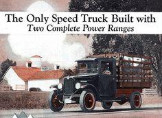 1929 International Truck