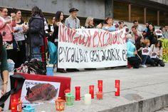 Concentración: Ningún Excalibur Más!!! 10/10/2014 Bilbao Activistas por los Derechos de los Animales +fotos: http://ecuadoretxea.blogspot.com.es/2014/10/concentracion-ningun-excalibur-mas.html