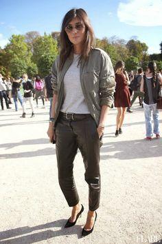 Law of Taste: Style Icon Emmanuelle Alt / Ikona stila Emmanuelle Alt