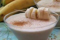 Turmixoljuk össze a banánt a fahéjjal és idd meg lefekvés előtt 1 órával! Raw Vegan Smoothie, Easy Healthy Smoothie Recipes, Healthy Drinks, Snack Recipes, Pear Recipes, Raw Vegan Recipes, Vegan Cru, Cocina Light, Low Fat Snacks