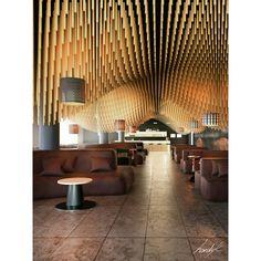 #3dsmax #vray #interior #design #render #rendering #light #interiordesign #designer #wood #ceiling #brown #armchair #bar #ambiances #modern