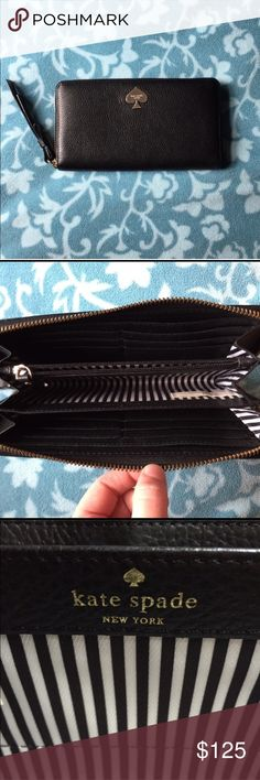 kate spade wallet EUC | Carried for less than a month kate spade Bags Wallets